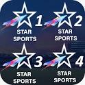 Star Sports Live Cricket Streaming- Live Score icon