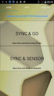 eTCH Sync Time- screenshot thumbnail