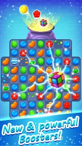 Candy Witch - Match 3 Puzzle Free Games 13.9.3996