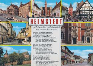 Photo: 1970 - Ansichtskarte von Helmstedt