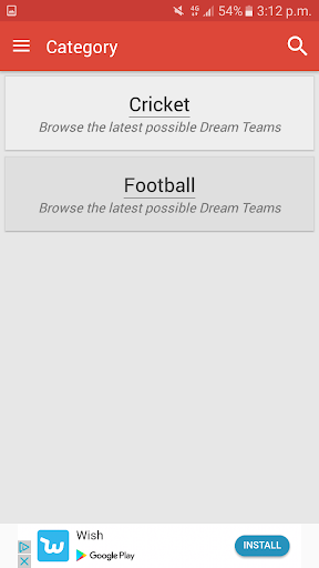 ud83dudcb8Dream 11 Fantasy Cricket Predictionud83dude09 ud83dudcb8ud83dudc66 1.0 screenshots 2