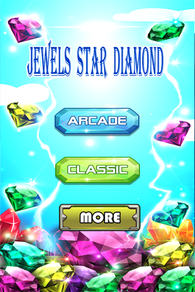 Jewels Supper Star Diamond- screenshot