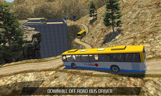 Uphill Offroad Bus Driver 2017 1.0.8 screenshots 4
