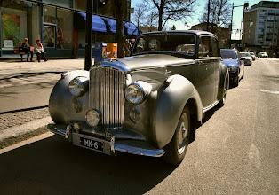 Photo: Bentley Mark VI