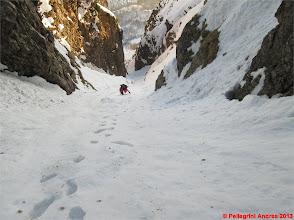 Photo: IMG_2244 si vede che qui la neve non e da punte di ramponi