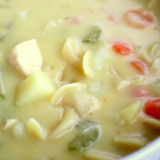 Creamy Chicken Soup for the Soul