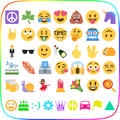 Cute Emoji - Emoji Keyboard