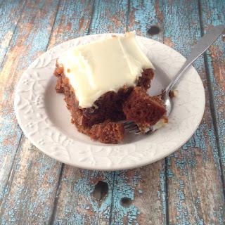Spanish Bar Cake.