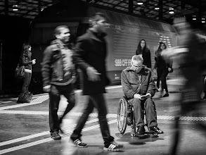Photo: on the way...  #street #streetphotography #shootthestreet #blackandwhite #blackandwhitephotography #bw #monochrome