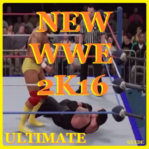 Guide WWE 2k16 Tactics 書籍 LOGO-玩APPs