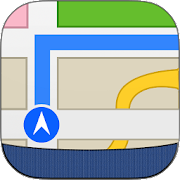 Offline Map Navigation - Live GPS, Locate, Explore