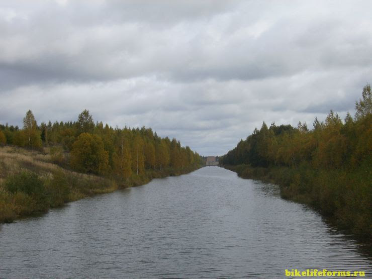 Канал Яуза -Руза