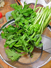 Photo: Asian celery