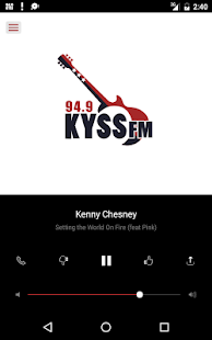 94.9 KYSS FM - Montana's Country Leader- screenshot thumbnail