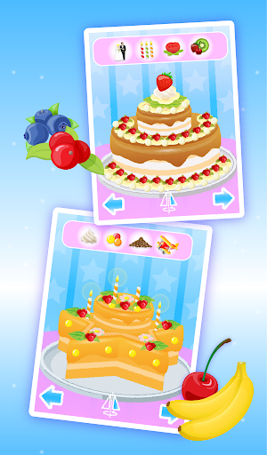 Cake Maker - Cooking Game apkpoly screenshots 15