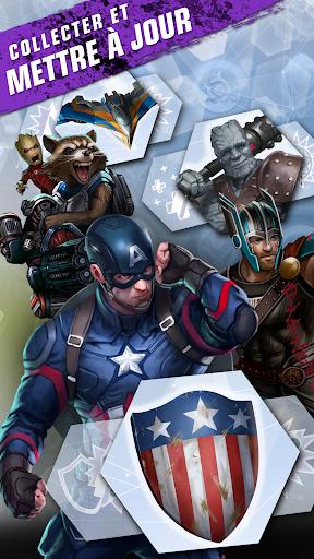 Marvel Puzzle Quest  captures d'écran 3
