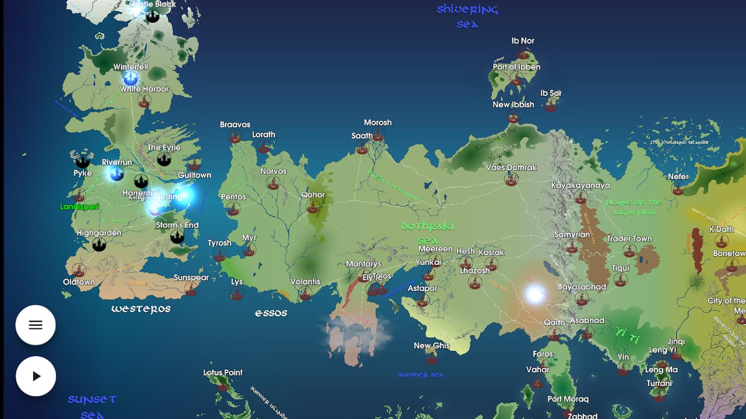Las mejores apps y juegos de Juego de Tronos para Android