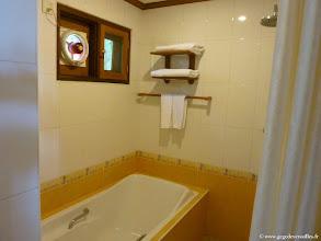 Photo: #019-Monywa, le Win Unity Resort. La chambre.