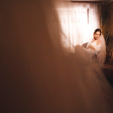 Bryllupsfotograf Andrey Makaruk (qssamp). Foto fra 19.10.2018