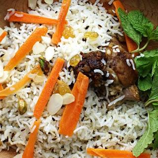 Taste of Afghanistan – Kabul Pilaf