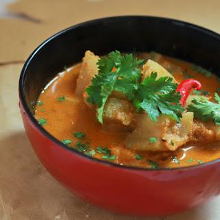 Lauki Curry Recipe-Bottle Gourd Curry-Ghiya Sabzi