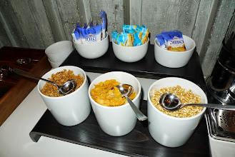 Photo: Grosse Auswahl zum Morgenessen