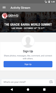 Gracie Barra World Summit