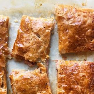 Mortadella and Fontina Slab Pie Recipe