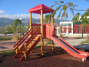 Photo: The Athens Olympic Village - Playground - Παιδική Χαρά 1