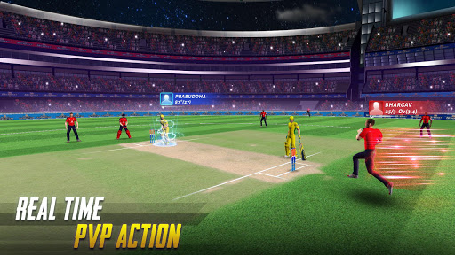 Hitwicket Superstars 2019 - Own a Cricket Team!  captures d'u00e9cran 1