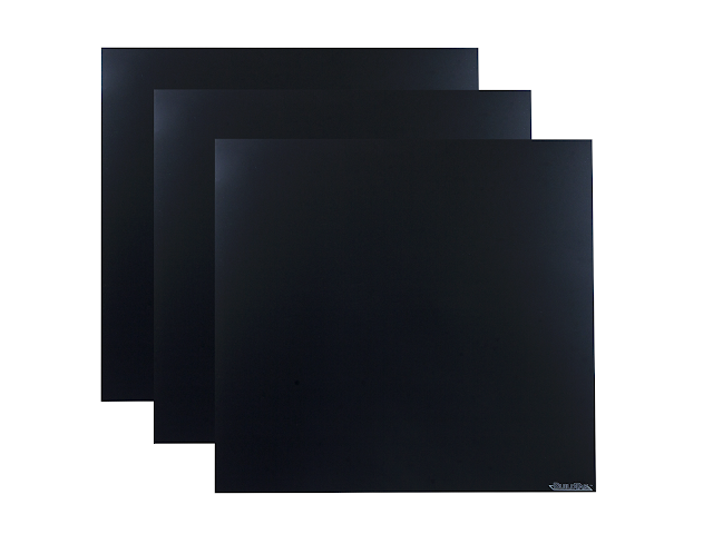 "BuildTak 3D Printer Build Surface 8.66"" x 8.66"" (Pack of 3)"