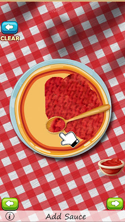 Pizza Maker Fast Food Pie Shop 1.1.1 screenshot 787428