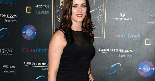 Lucie Jones to wed Ethan Boroian this year