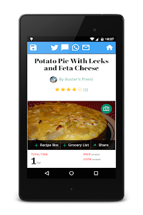 CookBot Recipes- screenshot thumbnail