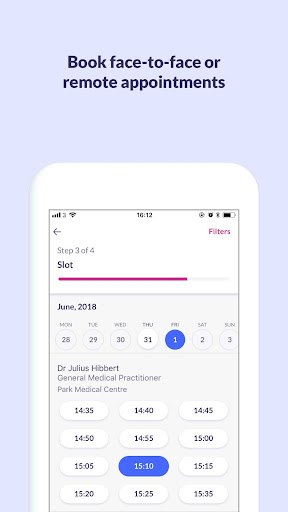 Patient Access 2.4.12 screenshots 1