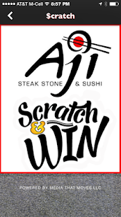 Aji Steak Stone & Sushi- screenshot thumbnail