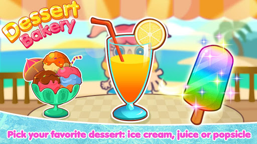 Dessert Cooking Fever - Ice cream &Popsicle &Juice for PC