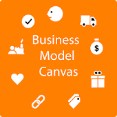 Business Model Canvas App