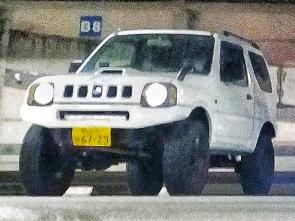 ジムニー JB23W のカスタム事例画像 Tororo さんの2018年07月16日10:08の投稿