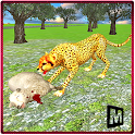 Wild Angry Cheetah Simulator icon