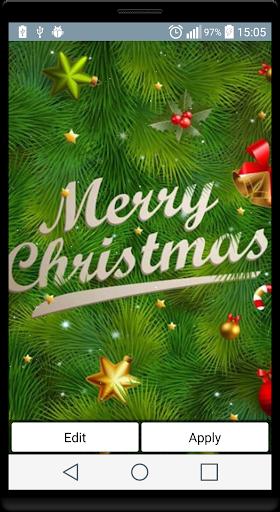 聖誕節動態壁紙