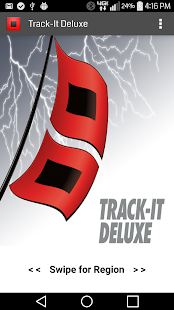 Track-It Deluxe for Hurricanes- screenshot thumbnail