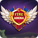 Fire Arena - RPG icon