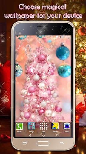 Christmas Magic ud83cudf1f Live Wallpapers Xmas 2019 2.4 screenshots 5