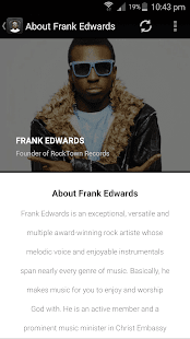 Frank Edwards- screenshot thumbnail
