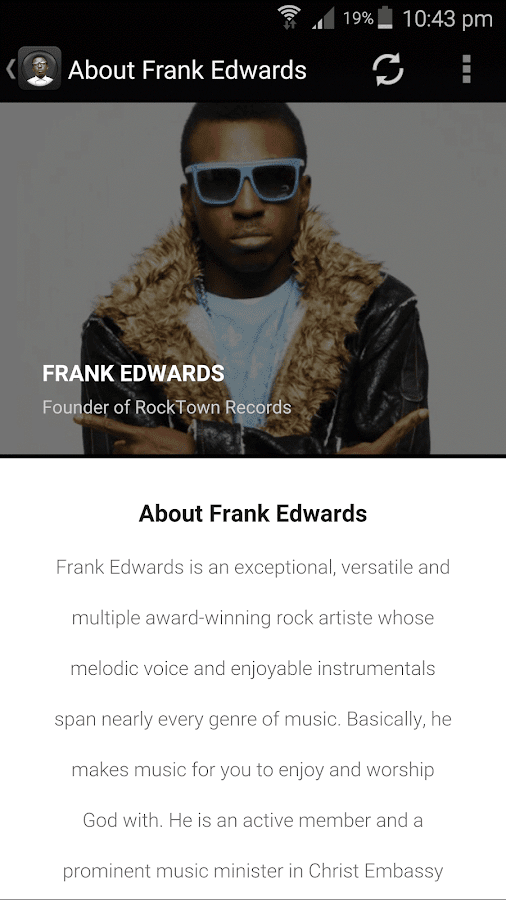 Frank Edwards- screenshot