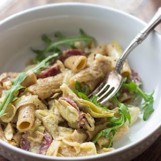 Pasta Calabrese with Artichokes Recipe