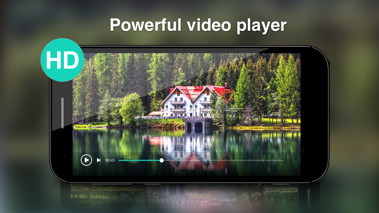 Video Player Lite- screenshot