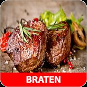 Braten rezepte app in Deutsch kostenlos offline icon