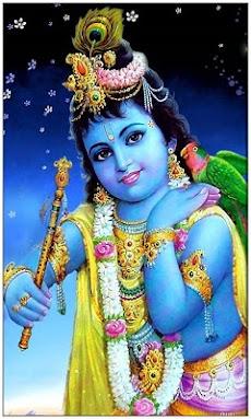 Sri Krishna God Live Wallpaperのおすすめ画像3